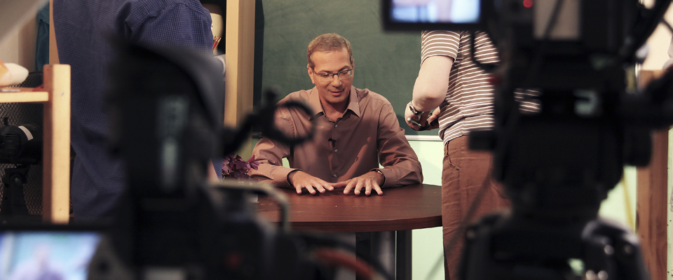 Лысенков в кадре