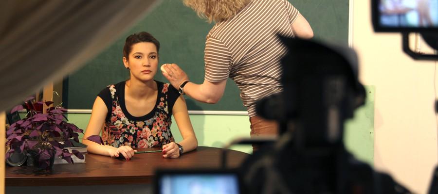 Наталья Боксер в кадре