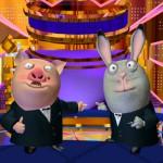 Персонажи телепередачи Тушите свет