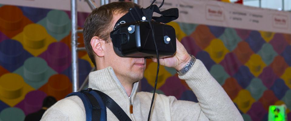 виртуальная реальность очки