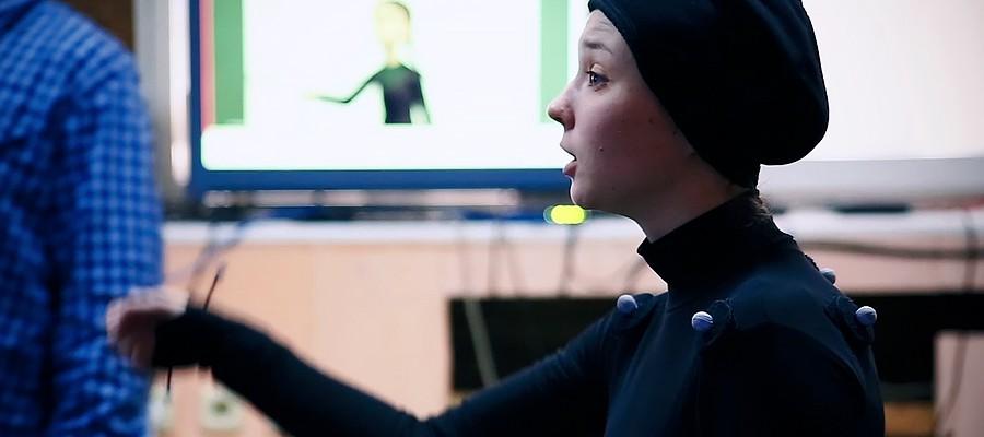 Актриса Необыкновенное путешествие Серафимы