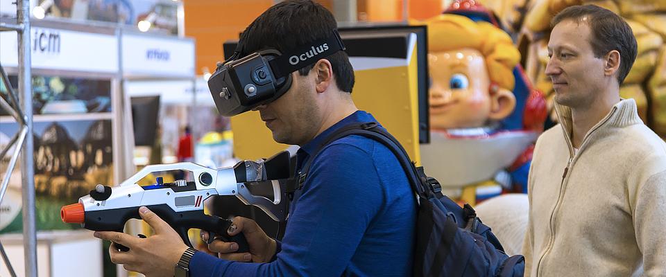 новая игровая виртуальная реальность