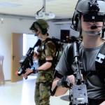 виртуальная реальность солдаты